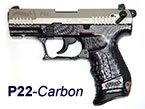 WALTHER P 22 CARBON